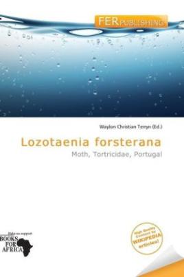 Lozotaenia forsterana