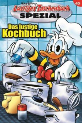 Das lustige Kochbuch