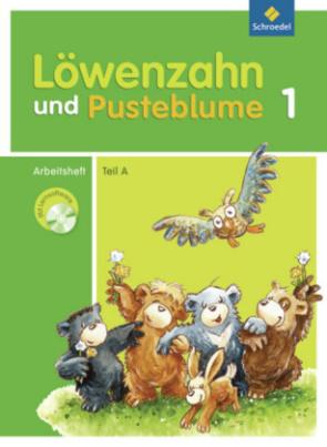 1. Schuljahr, Arbeitsheft m. CD-ROM zum Leselernbuch A