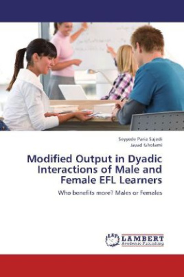 Modified Output in Dyadic Interactions of Male and Female EFL Learners