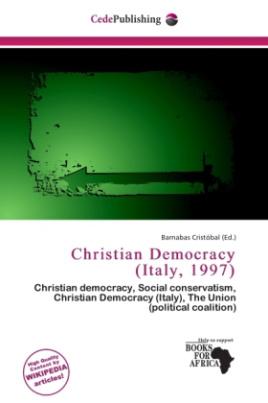 Christian Democracy (Italy, 1997)