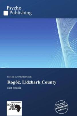 Rogó , Lidzbark County