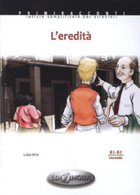 Leredità, m. Audio-CD