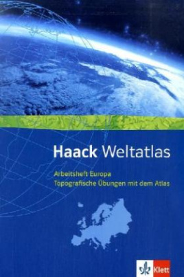 Haack Weltatlas, Arbeitsheft Europa