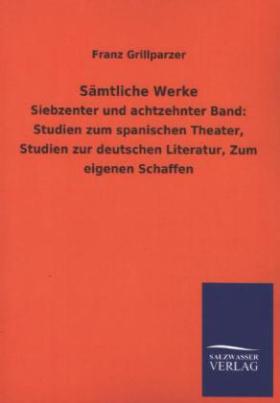 Sämtliche Werke. Bd.17+18