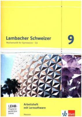 9. Schuljahr, Arbeitsheft G8 m. CD-ROM