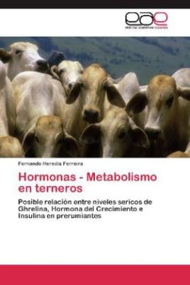 Hormonas - Metabolismo en terneros
