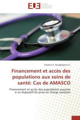 Financement et accès des populations aux soins de santé: Cas de AMASCO