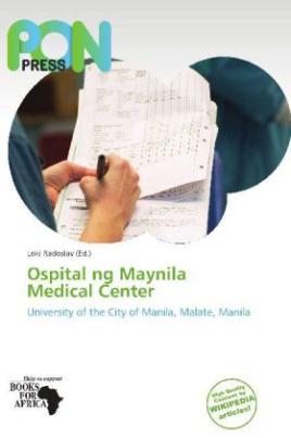 Ospital ng Maynila Medical Center