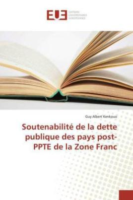 Soutenabilité de la dette publique des pays post-PPTE de la Zone Franc
