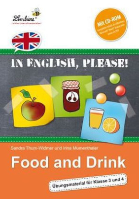 In English, please! Food and Drink, m. CD-ROM