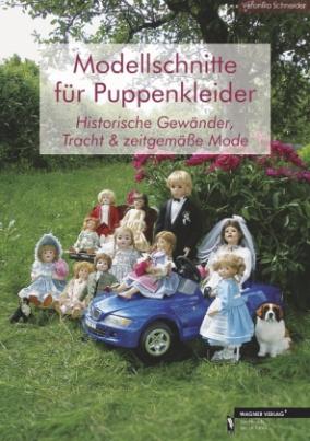 Modellschnitte für Puppenkleider