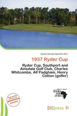 1937 Ryder Cup