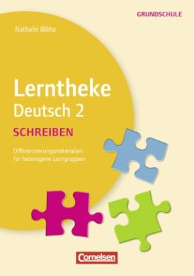 Lerntheke Deutsch, Schreiben 2