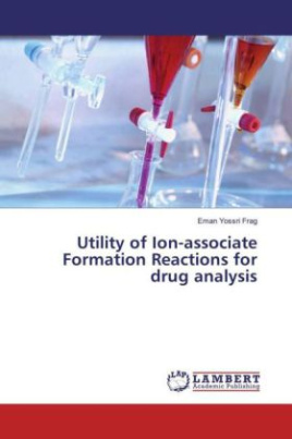 Utility of Ion-associate Formation Reactions for drug analysis