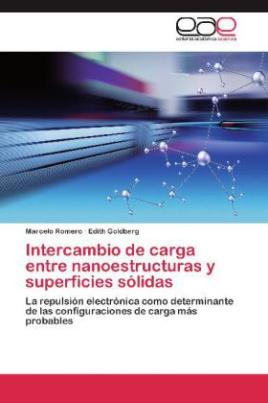 Intercambio de carga entre nanoestructuras y superficies sólidas