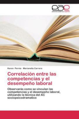 Correlación entre las competencias y el desempeño laboral