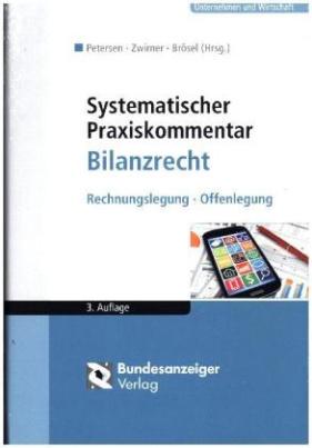 Systematischer Praxiskommentar Bilanzrecht (BilR)