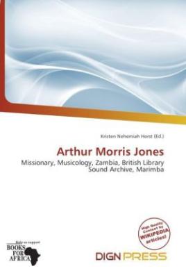 Arthur Morris Jones