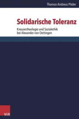 Solidarische Toleranz