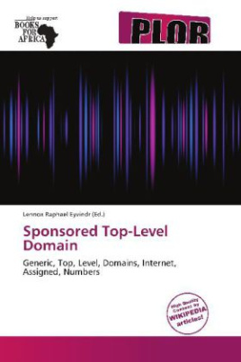 Sponsored Top-Level Domain