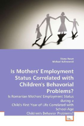 Is Mothers\\\\\\\' Employment Status Correlated with Children\\\'s Behavorial Problems?