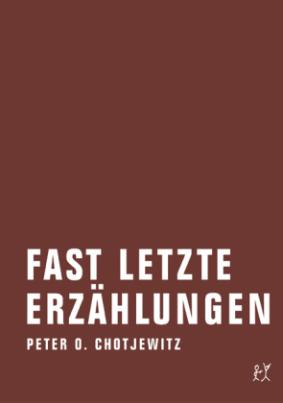 Fast letzte Erzählungen. Bd.1