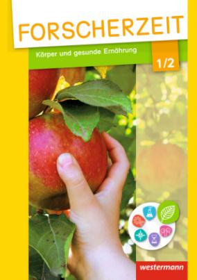Körper und gesunde Ernährung, 1./2. Schuljahr, Schülerheft