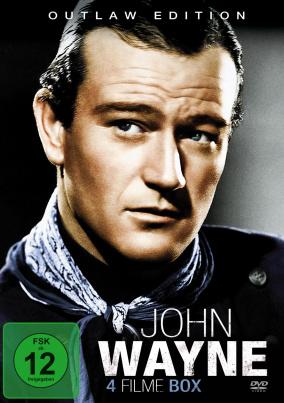 John Wayne - 4 Filme Box