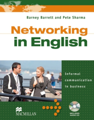 Networking in English, Student's Book w. Audio-CD