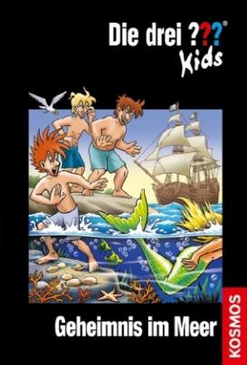 Die drei Fragezeichen Kids - Geheimnis im Meer