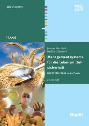 Managementsysteme für die Lebensmittelsicherheit, m. CD-ROM