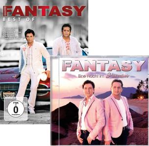 Fantasy - Eine Nacht im Paradies + Best Of - LIVE