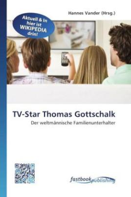 TV-Star Thomas Gottschalk