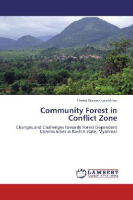 Community Forest in Conflict Zone