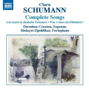 Clara Schumann: Gesamte Lieder