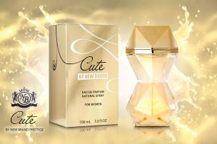 Cute Eau de Parfum für Sie