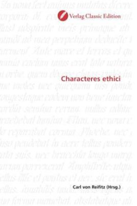 Characteres ethici