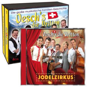 Die große musikalische Familien-Geschichte + Jodelzirkus