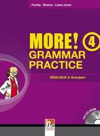 MORE! Grammar Practice 4, mit CD-ROM