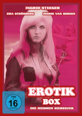 Erotik Box - Die heißen Siebziger