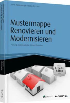 Mustermappe Renovieren und Modernisieren - inkl. Arbeitshilfen online