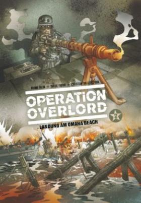Operation Overlord - Landung am Omaha Beach. Bd.2
