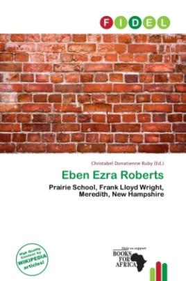 Eben Ezra Roberts