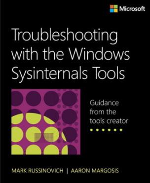 Windows® Sysinternals Administrators Reference