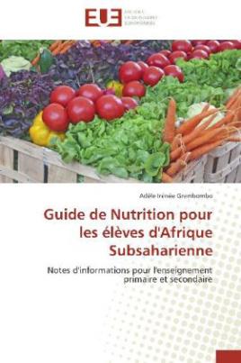 Guide de Nutrition pour les élèves d'Afrique Subsaharienne