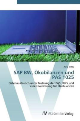 SAP BW, Ökobilanzen und PAS 1025
