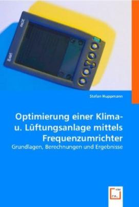 Optimierung einer Klima- u. Lüftungsanlage mittels Frequenzumrichter