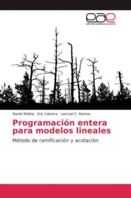 Programación entera para modelos lineales