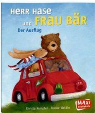 Herr Hase und Frau Bär - Der große Ausflug